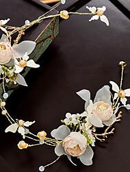 Недорогие -Сплав Цветы с Цветы 1шт Свадьба / Особые случаи Заставка