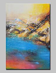 baratos -mintura® pintados à mão pintura a óleo abstrata moderna sobre tela retrato da arte da parede para decoração de casa pronto para pendurar