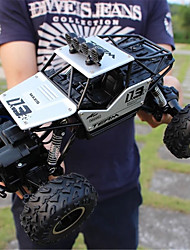baratos -Carro com CR 6255A Bigfoot Monster Truck 4CH 2.4G Jipe (Fora de Estrada) / Carro / Rock Climbing Car 1:14 Electrico Não Escovado 20 km/h KM / H