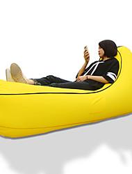 Недорогие -Надувной диван На открытом воздухе Водонепроницаемость / Компактность / Компактный Терилен 190*100*80 cm Пляж  / Походы / Путешествия Все сезоны