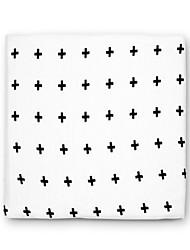 Недорогие -Дети (1-4 лет) Универсальные Однотонный Одеяло Белый Один размер
