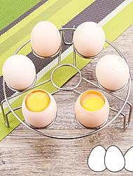 Недорогие -1шт Кухонная утварь Инструменты Нержавеющая сталь Скорость Кронштейн Повседневное использование Для Egg