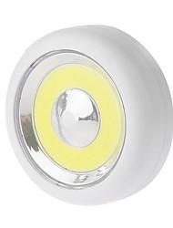 Недорогие -YWXLIGHT® LED Night Light Холодный белый Аккумуляторы AAA Гардероб / Кухонный шкаф / Читая книгу