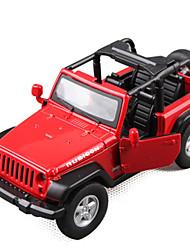 Недорогие -Игрушечные машинки Транспорт Вид на город Cool утонченный Металл Для подростков Все Мальчики Девочки Игрушки Подарок 1 pcs