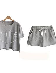 economico -Per donna Set Alfabetico Pantalone
