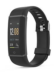 abordables -Lenovo HX03F Bracelet à puce Android iOS Bluetooth Imperméable Moniteur de Fréquence Cardiaque Information Anti-lost Podomètre Rappel d'Appel Moniteur de Sommeil Rappel sédentaire Trouver mon Appareil
