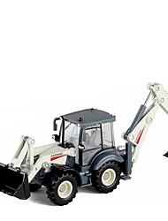 Недорогие -Игрушечные машинки Строительная техника Строительная техника Новый дизайн Металлический сплав Детские Для подростков Все Мальчики Девочки Игрушки Подарок 1 pcs