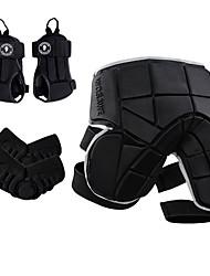 baratos -WOSAWE Equipamento de proteção de motocicletaforCotoveleiras / Calças / Braçadeiras Todos Tecido Oxford / Licra / EVA Antichoque / Proteção / Vestir fácil