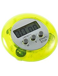 cheap -Kitchen Tools Plastic Life Kitchen Timer Cooking Utensils 1pc