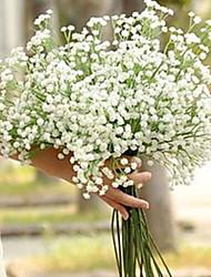 Недорогие -Искусственные Цветы 1 Филиал Односпальный комплект (Ш 150 x Д 200 см) Свадьба Перекати-поле