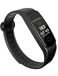 Недорогие -C19-SH Умный браслет Android iOS Bluetooth Водонепроницаемый Измерение кровяного давления Сенсорный экран Израсходовано калорий / Педометр / Напоминание о звонке / Датчик для отслеживания сна