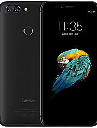 "abordables -Lenovo S5 Global Version 5.7 pouce "" Smartphone 4G (3GB + 32GB 13 + 13 mp Qualcomm Snapdragon 625 3000 mAh mAh) / 2560x1440"