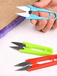 baratos -Utensílios de cozinha Aço Inoxidável e Plástico Mini / Multi-Função Scissor Uso Diário 1pç