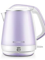 abordables -Pot électronique Cool Acier Inoxydable / ABS + PC Fours à eau 220 V 1500 W Appareil de cuisine