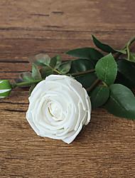 Недорогие -Искусственные Цветы 1 Филиал Классический Модерн / европейский Розы Букеты на стол