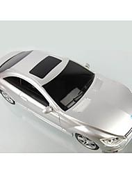 baratos -Carro com CR Rastar 34200 4CH 2.4G Carro 1:24 8 km/h KM / H Controle Remoto / Luminoso
