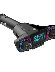 Недорогие -OJADEBT06 V4.0 Комплект громкой связи Автомобильная гарнитура Способствует хорошему настроению / Bluetooth / FM приемники Автомобиль