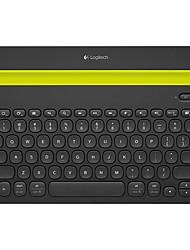 Недорогие -Factory OEM K480 2.4G Клавиатура 78 pcs Управление с клавиатуры Батарея ААА питание