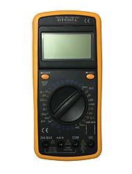 Недорогие -dt9205a-1 lcd портативный цифровой мультиметр, используемый для дома и автомобиля