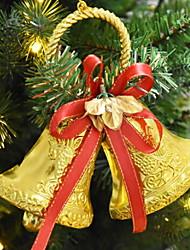 abordables -ornamentos de Navidad Vacaciones PVC en forma de V Fiesta / Novedades Decoración navideña