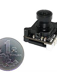 Недорогие -ahd 720p hd мини-квадратная камера 19 * 19 мм супер маленький размер с настройкой меню osd ntsc / pal регулируемый несколько языков опционально