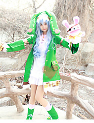 cheap -Inspired by Date A Live Yoshino Anime Cosplay Costumes Cosplay Suits Cartoon Costume For Women's Halloween Costumes