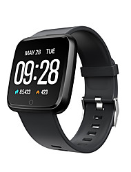 Недорогие -BoZhuo Y7 Умный браслет Android iOS Bluetooth Спорт Водонепроницаемый Пульсомер Измерение кровяного давления Секундомер Педометр Напоминание о звонке Датчик для отслеживания сна Сидячий Напоминание