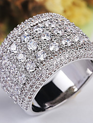 Gesimuleerde Diamant Ring