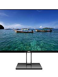 preiswerte -AOC 24V2H 23.8 Zoll Computerbildschirm Schmale Grenze AH-IPS Computerbildschirm 1920*1080
