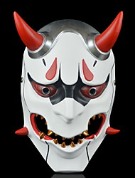 cheap -Holiday Decorations Halloween Decorations Halloween Masks Decorative / Cool White 1pc