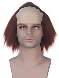 Недорогие -Косплэй парики Косплей Косплей Оранжевый Аниме Косплэй парики 14 дюймовый Термостойкое волокно Все Хэллоуин парики
