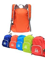 Недорогие -30 L Рюкзаки Заплечный рюкзак Дожденепроницаемый Быстровысыхающий На открытом воздухе Пешеходный туризм Походы Красный Зеленый Синий / Да