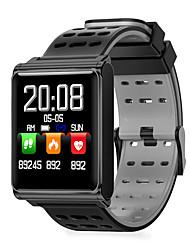 Недорогие -Смарт Часы N98 для Android 4.4 и iOS 8.0 или выше Пульсомер / Водонепроницаемый / Израсходовано калорий / Длительное время ожидания / Информация / Напоминание о звонке / Датчик для отслеживания сна