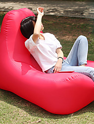cheap -Inflatable Sofa Sleep lounger / Air Sofa / Air Bed Outdoor Waterproof / Portable / Lightweight Nylon 110*90*45 cm Beach / Camping / Outdoor Spring, Fall, Winter, Summer / Fast Inflatable