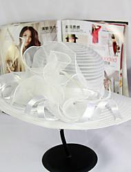 abordables -Bambou / Coton Coiffure avec Bonnet 1pc Mariage / Fête / Soirée Casque