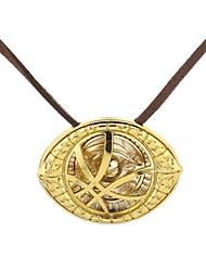preiswerte -Herrn Vintage Stil Klassisch Ketten - Erklärung, Anhänger Stil, Anime Cool Gold, Silber 70 cm Modische Halsketten Schmuck 1pc Für Strasse, Bar