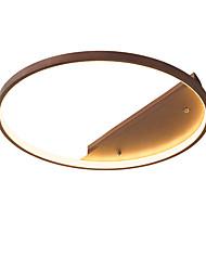 baratos -Linear Montagem do Fluxo Luz Ambiente Acabamentos Pintados Metal Novo Design 110-120V / 220-240V Branco Quente / Branco Frio Fonte de luz LED incluída / Led Integrado