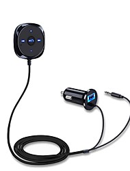 abordables -BC20F Bluetooth 3.0 Kit Bluetooth Voiture Mains libres de voiture Bluetooth / Protection contre les surcharges / Protection de court circuit Automatique