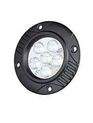 baratos -Lights Maker 1 Peça Carro Lâmpadas 18 W SMD 3030 6 LED Luz Anti Neblina Para Universal Todos os Anos