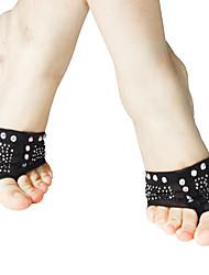 cheap -Dance Accessories Boutique / Diamond / Rhinestone Decorated Case Women's Training / Performance Mesh / PU Leather Split Joint / Crystals / Rhinestones Sports / Modern