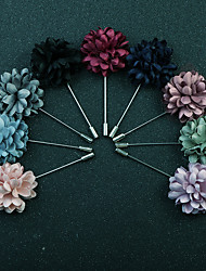 cheap -Women's Classic / Stylish Brooches - Imitation Diamond Petal, Daisy Vintage, Fashion, British Brooch Light Blue / Light Pink / Lavender For Wedding / Daily