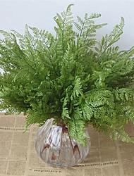 baratos -Flores artificiais 1 Ramo Clássico / Solteiro (L150 cm x C200 cm) Estiloso / Pastoril Estilo Plantas Flor de Mesa