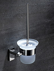 Недорогие -Держатель для ёршика Новый дизайн / Cool Современный Нержавеющая сталь / железо 1шт Держатели для туалетной щетки На стену