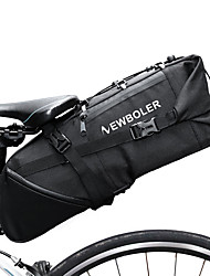 cheap Back to School Blowout-3-10 L Bike Saddle Bag Waterproof, Reflective, Wearable Bike Bag 600D Polyester Bicycle Bag Cycle Bag Cycling Bike