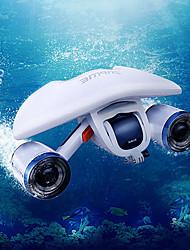 Недорогие -Water Propeller - Батарея - профессиональный уровень Плавание, Дайвинг, Для погружения с трубкой Полипропилен + ABS  Для Взрослые / Дети