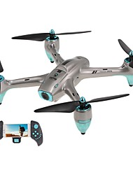 baratos -RC Drone FLYSKY Utoghter 6957G RTF 4CH 6 Eixos Com Câmera HD 2.0MP 720P Quadcópero com CR Retorno Com 1 Botão / Modo Espelho Inteligente Quadcóptero RC / Controle Remoto / 1 Cabo USB / 120 Graus