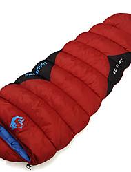 Недорогие -Jungle King Спальный мешок на открытом воздухе 0 °C Кокон Пористый хлопок для Походы / туризм / спелеология Все сезоны