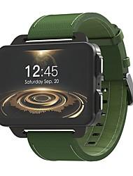 Недорогие -KING-WEAR® DM99 Мужчины Смарт Часы Android 3G Bluetooth Спорт Водонепроницаемый Пульсомер Сенсорный экран Израсходовано калорий / WCDMA (850/2100MHz) / Хендс-фри звонки / Игры / Таймер / Педометр