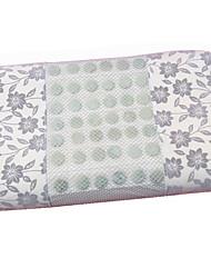 Недорогие -Комфортное качество Запоминающие форму подушки для шеи Противоклещевой / удобный подушка гречиха Полиэстер