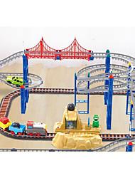 Недорогие -Игрушечные поезда и наборы Поезд Шлейф Странные игрушки / утонченный / Ручная работа Пластиковые & Металл Все Дети Подарок 1 pcs
